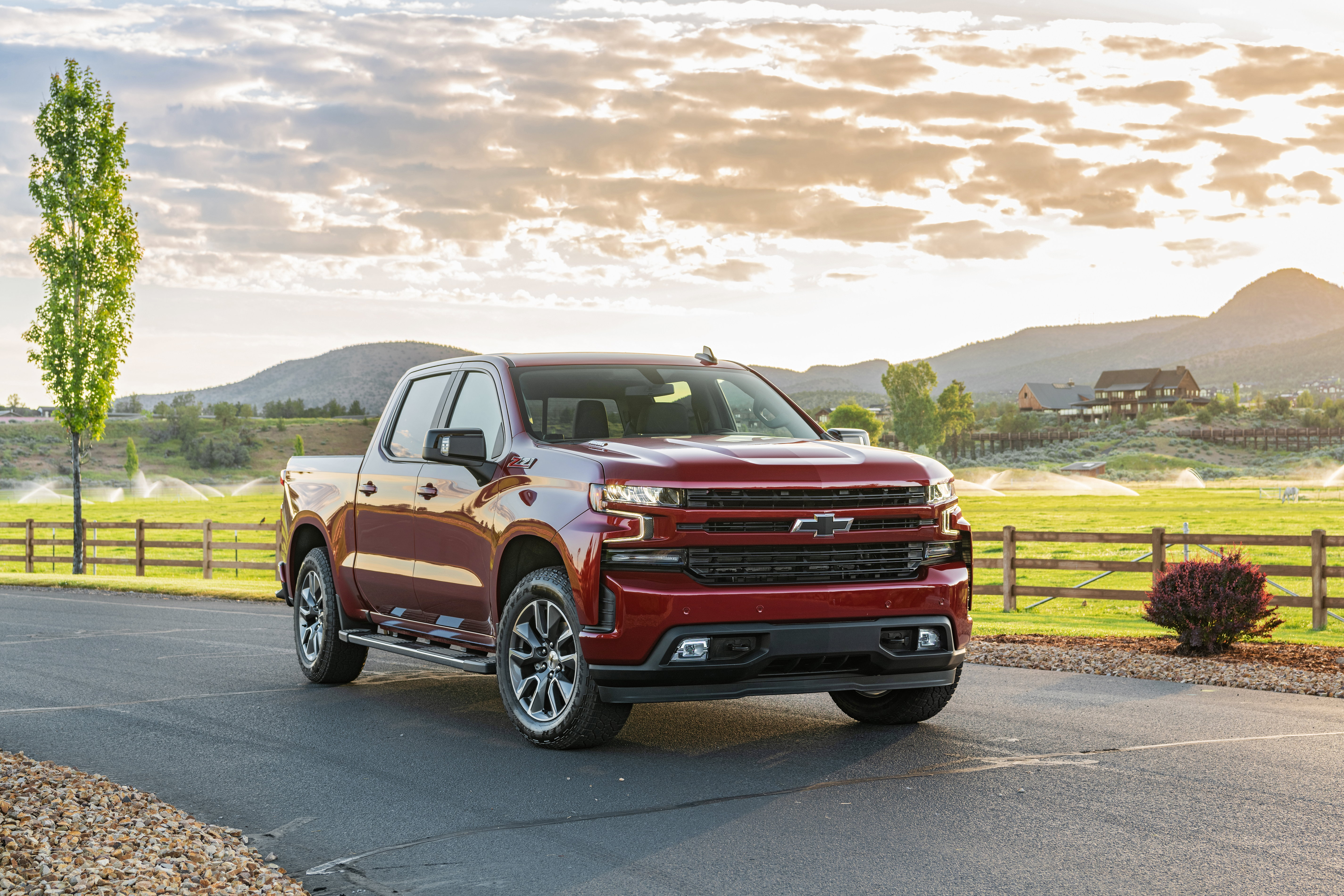2020 Chevrolet Silverado 3 0l Duramax Delivers Epa Estimated 33 Miles Per Gallon Highway
