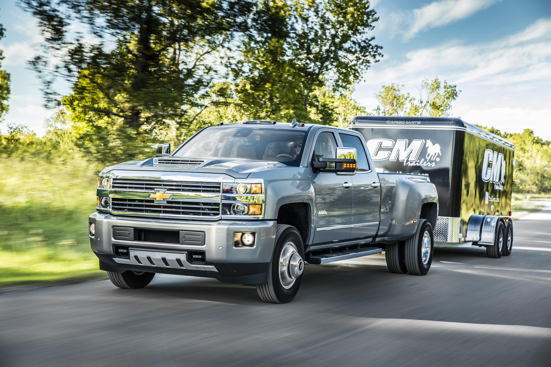 Gmc Version Of Chevy High Country >> Chevrolet Pressroom United States Silverado 3500hd