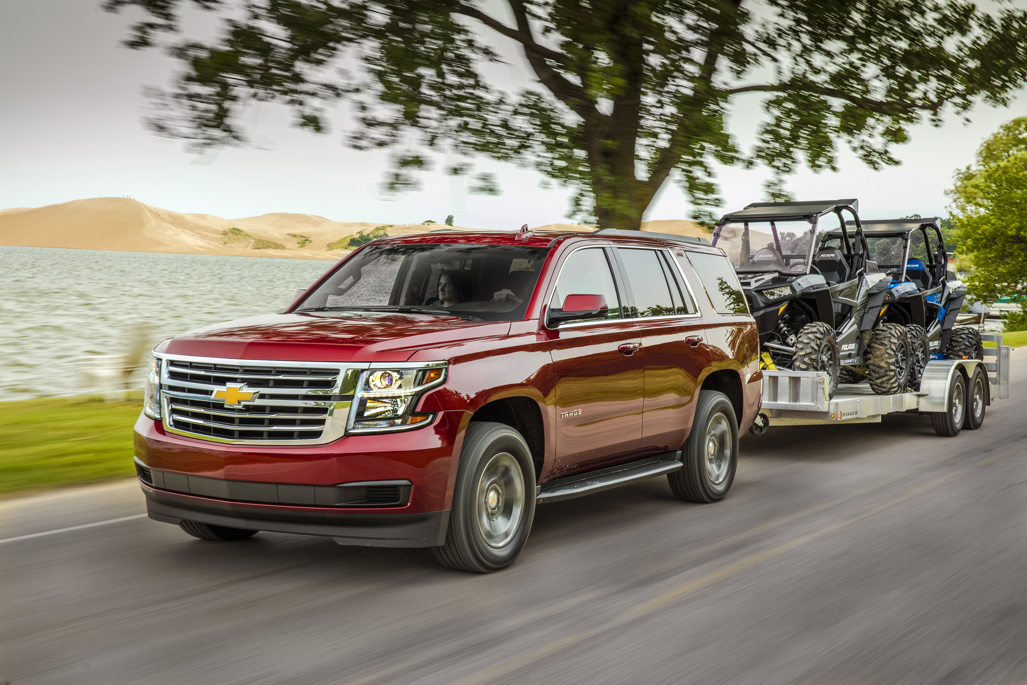 Chevrolet Introduces the Tahoe Custom