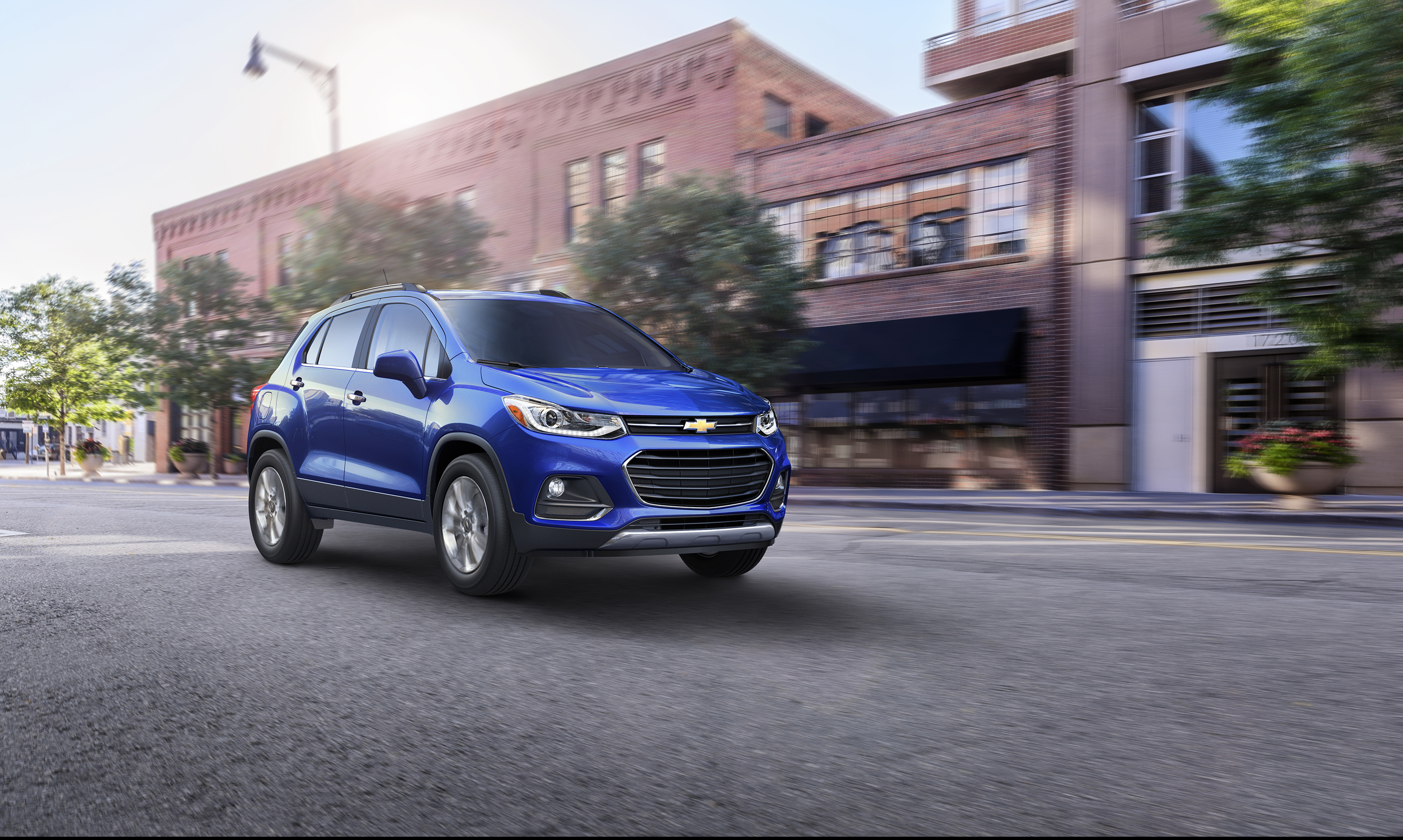 Chevrolet Introduces 2017 Trax