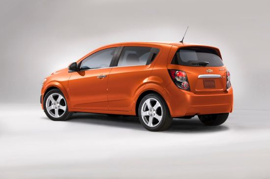 2017 Chevrolet Sonic Hagerstown Md