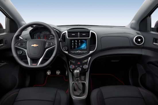 Design Of Chevrolet Sonic