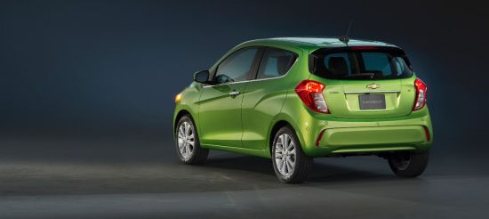 New 2016 Chevrolet Spark For Sale Near South Bend In Elkhart In