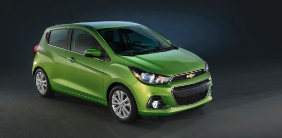 New 2016 Chevrolet Spark At Tyler Automotive For Niles Mi