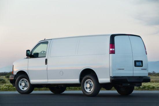 7b5853c92a 2014 Chevrolet Express Work Cargo Van for sale near Milwaukee WI ...