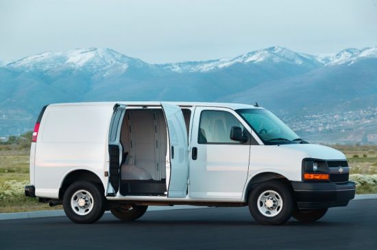 2a75c60217 2015 Chevy Express Cargo Van for sale near Milwaukee WI