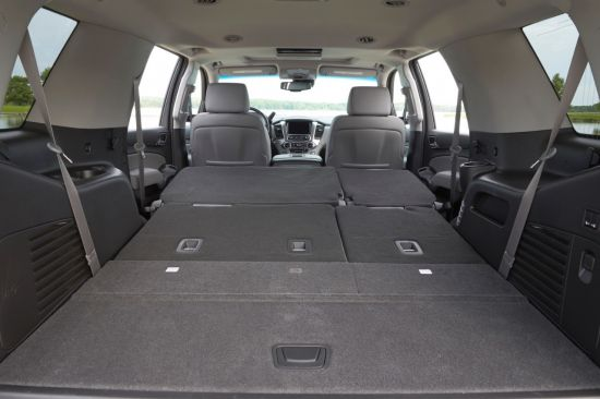 Great INTERIOR. 2015 Chevrolet Tahoe For Lease Near Mukwonago, Wisconsin