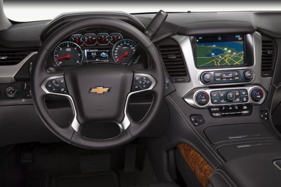 INTERIOR. 2015 Chevy Tahoe For Lease Near Palmyra, Pennsylvania