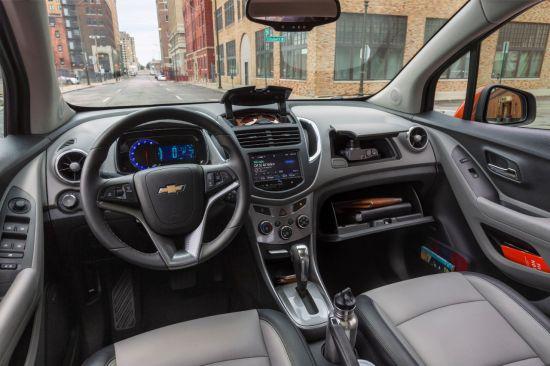 New 2015 Chevrolet Trax for sale near Milwaukee WI Waukesha WI