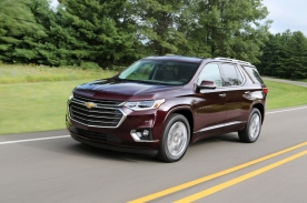 2018 chevrolet traverse redesign. beautiful redesign featuring a bold and refined new look the completely redesigned 2018  chevrolet traverse is built in chevrolet traverse redesign