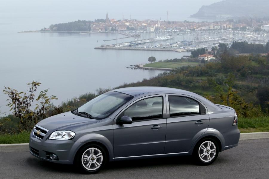 2010 Chevrolet Aveoaveo5