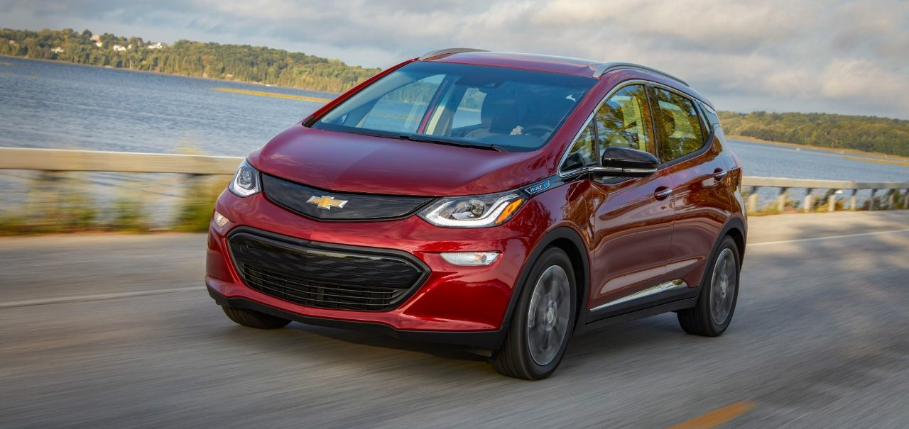 Chevrolet Bolt Ev >> Chevrolet Bolt Ev 2019