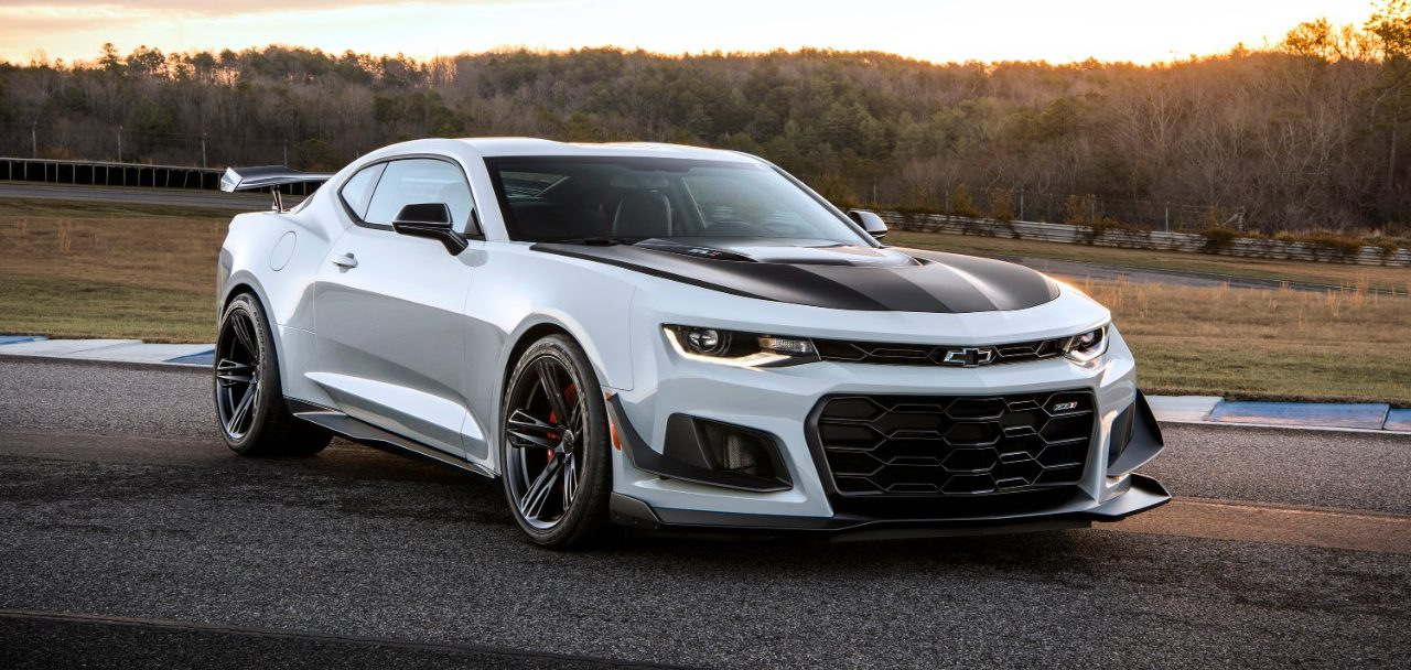 2019 Chevrolet Camaro ZL1 Product Information