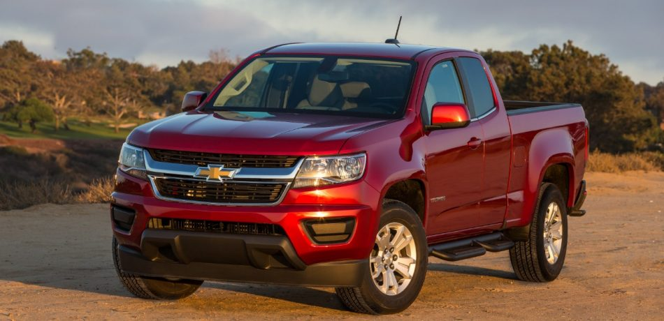 2018 Chevrolet Colorado Product Guide