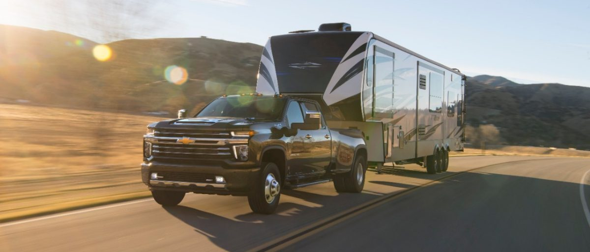 2020 Chevy Silverado Hd Dually Def Tank Towing Mirror The Fast