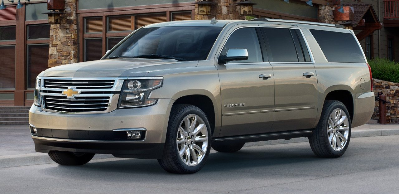 Kelebihan Kekurangan Chevrolet Suburban Tangguh