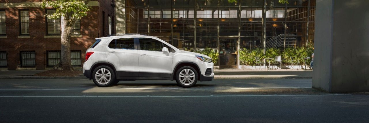 New 2019 Chevrolet Trax Premier Sport Utility In 22ad305n