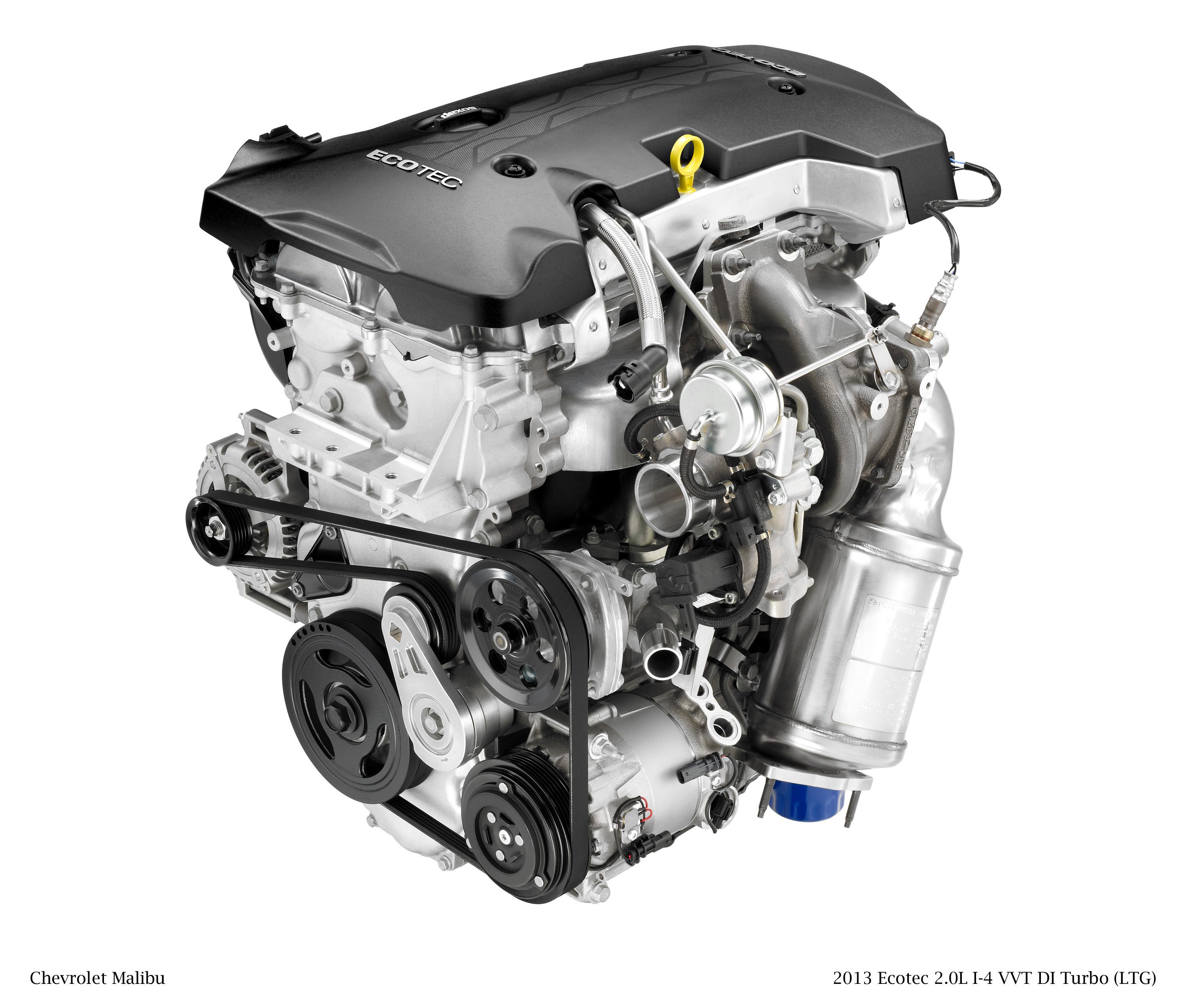 [ZTBE_9966]  New 2.0L Turbo Engine Gives the 2013 Chevrolet Malibu Enhanced Performance  and Refinement | 2013 Chevy Malibu Engine Diagram |  | Chevrolet Pressroom - Chevy