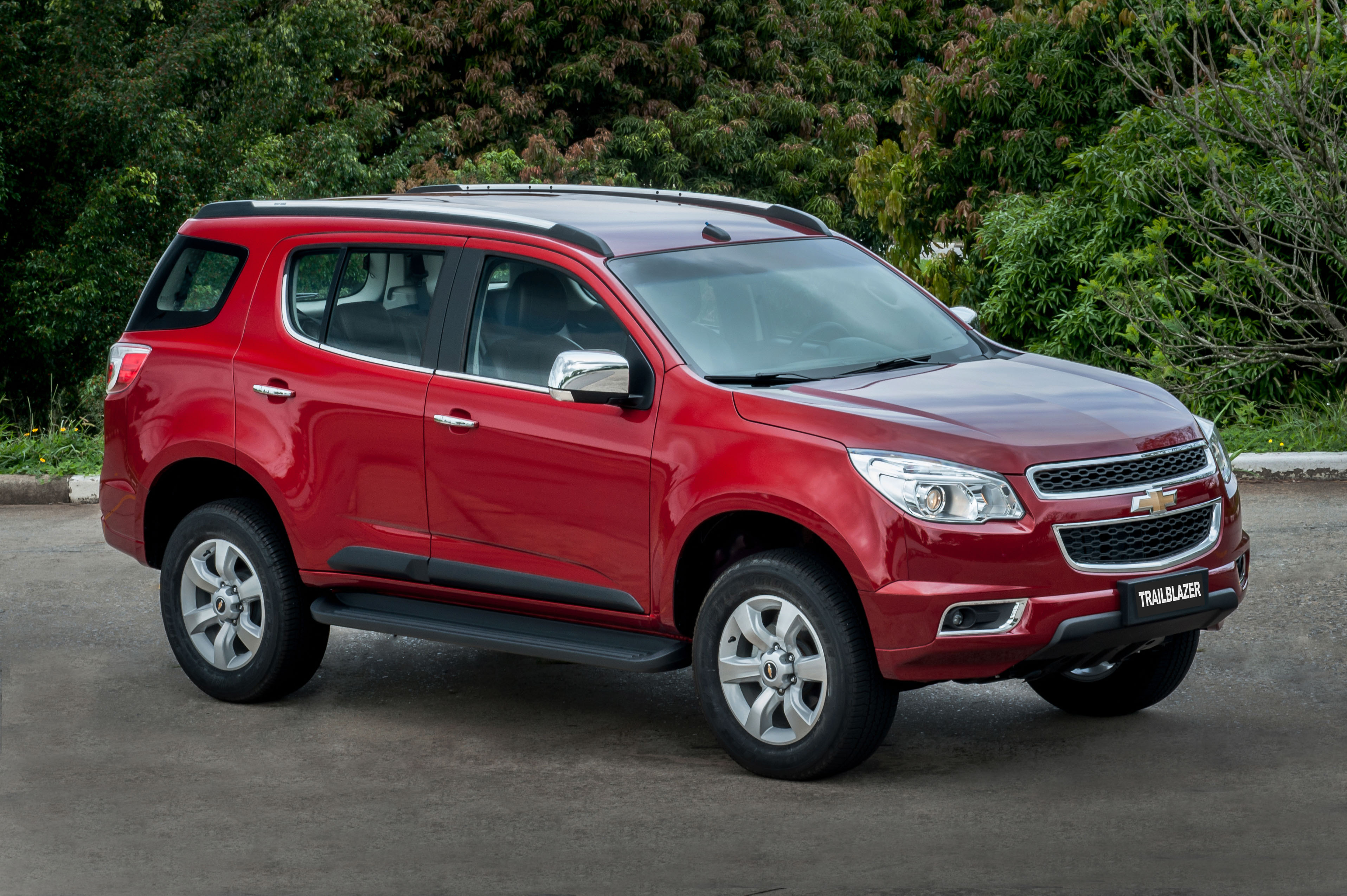 2016 Chevy Trailblazer >> Chevrolet Pressroom Middle East Trailblazer