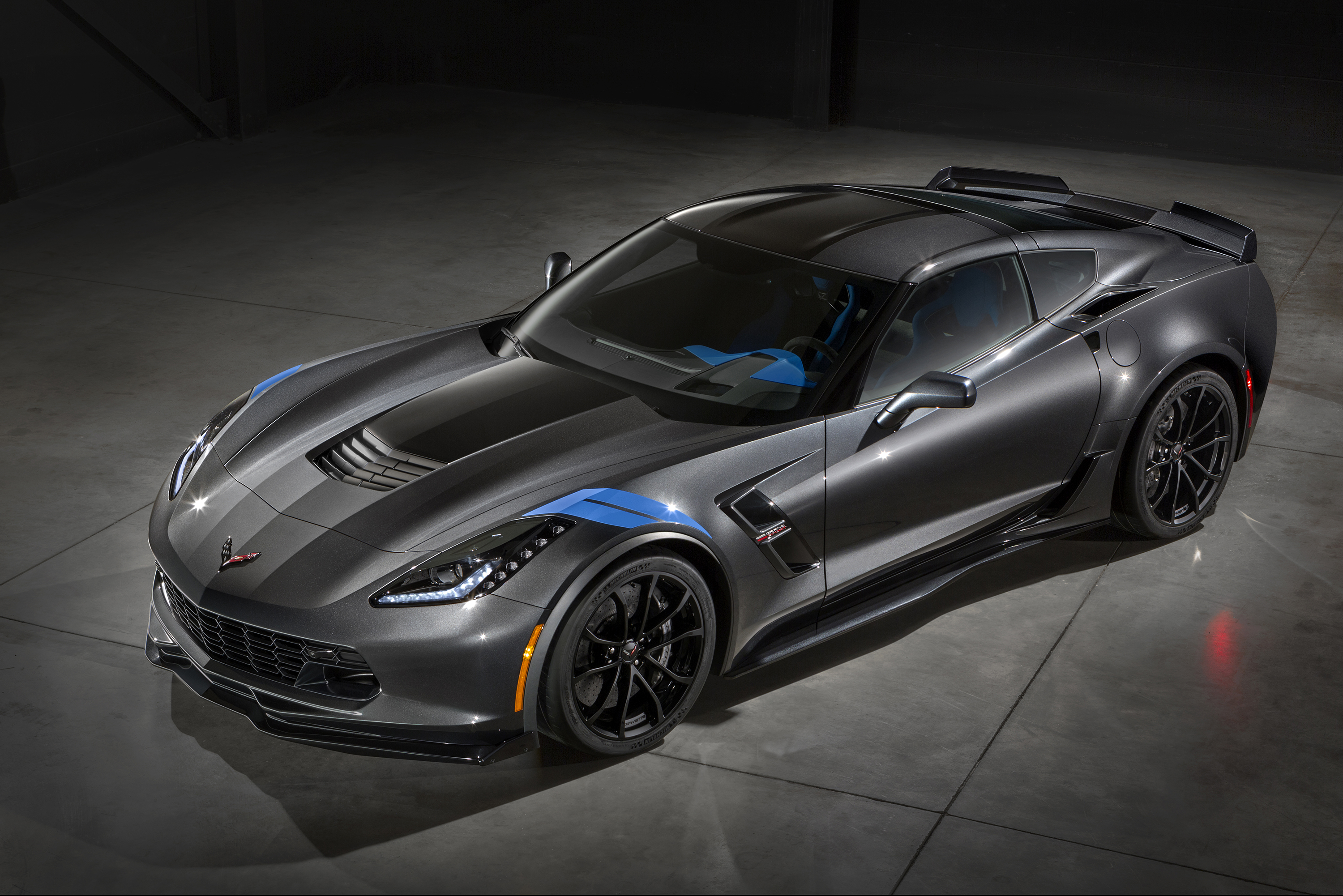 2017 Corvette Grand Sport Priced at $66 445