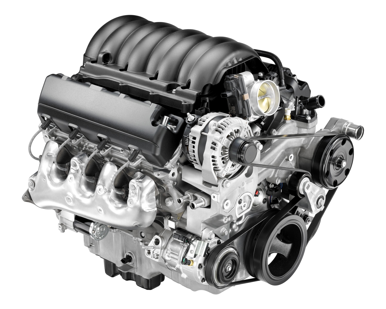 Silverado Engines Integrate Advanced Technology, Dependable Design