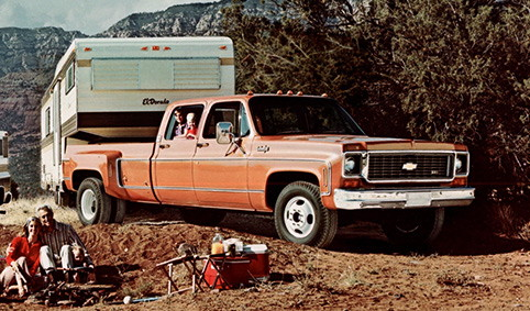 1973 Chevy Truck >> Chevrolet Pressroom United States Images