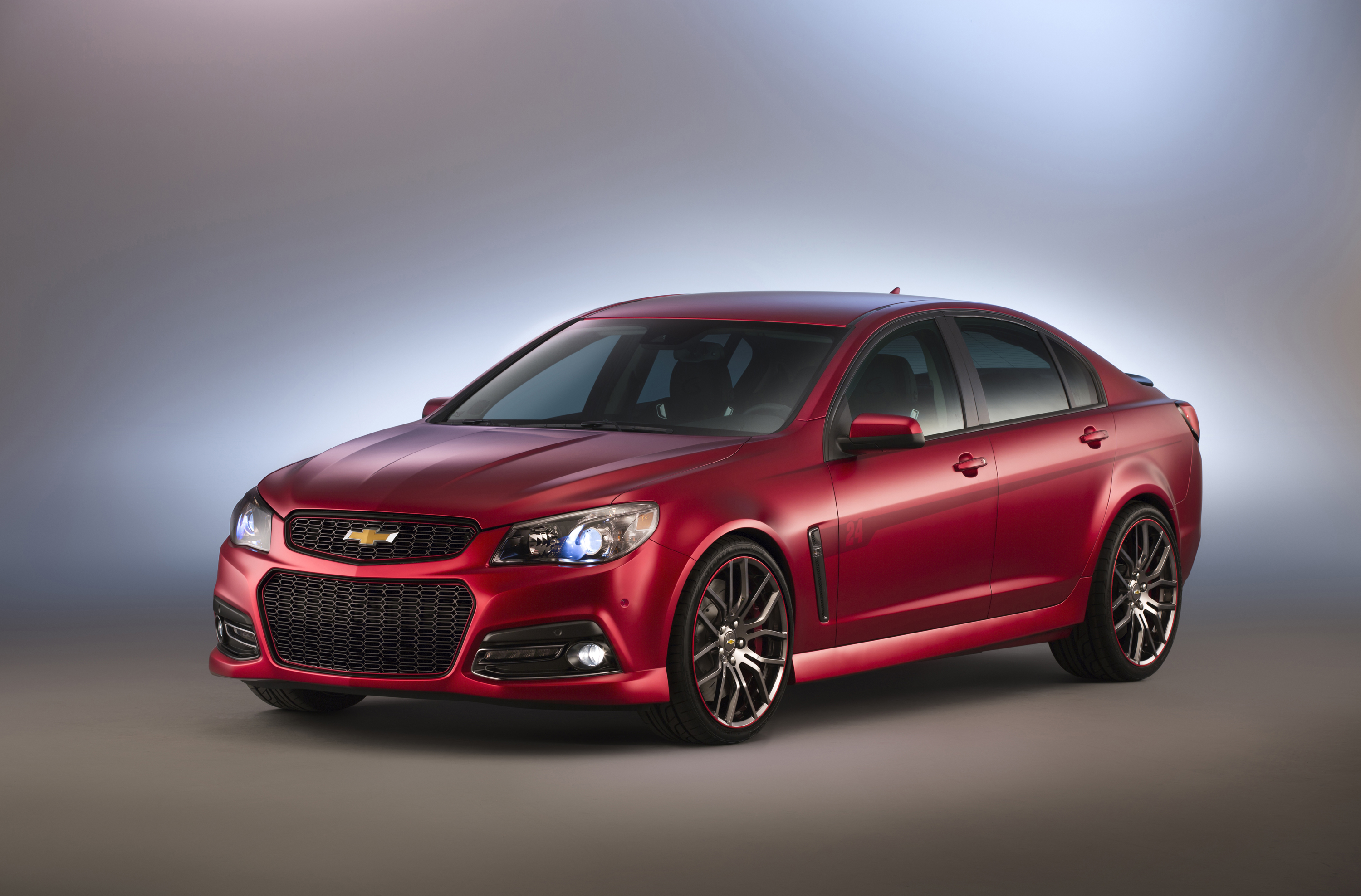 Chevrolet Performance Cars Flex Muscles at SEMA Show