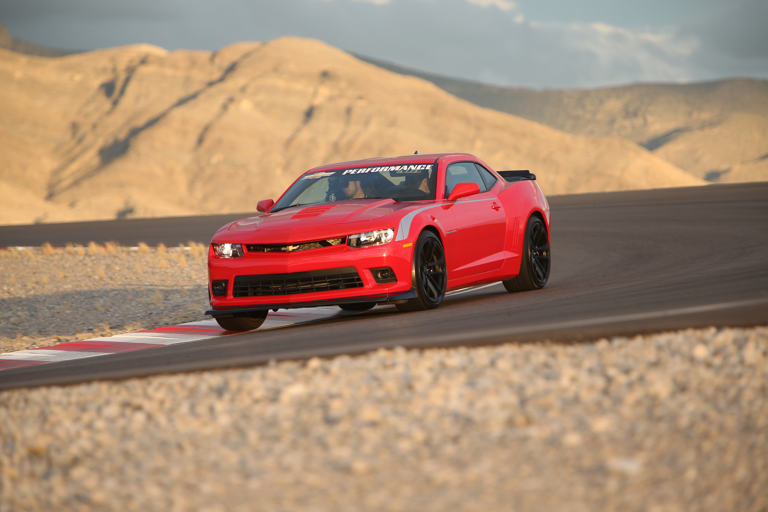 Street and Track Performance Upgrades for Camaro SS