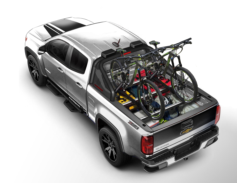 Chevrolet Introduces 2015 Colorado Sport Concept