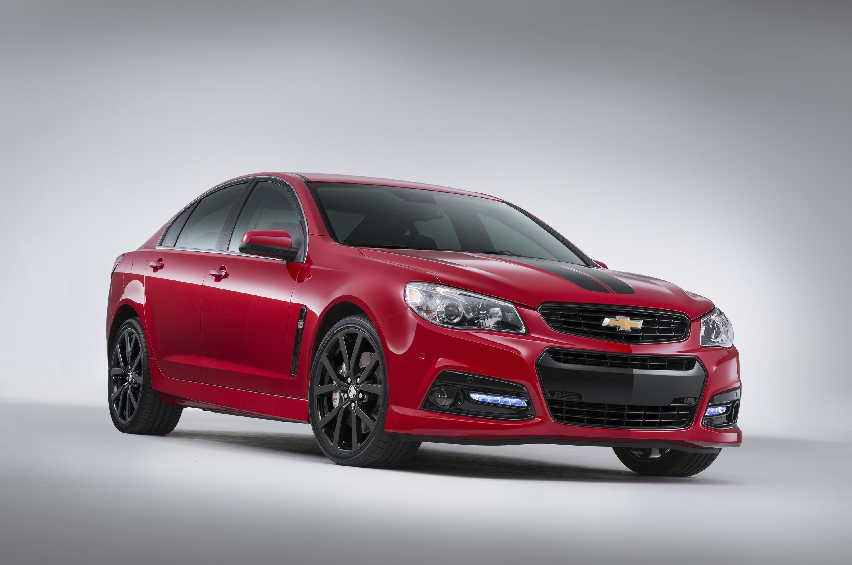Chevrolet Previews Performance-Inspired SEMA Cars