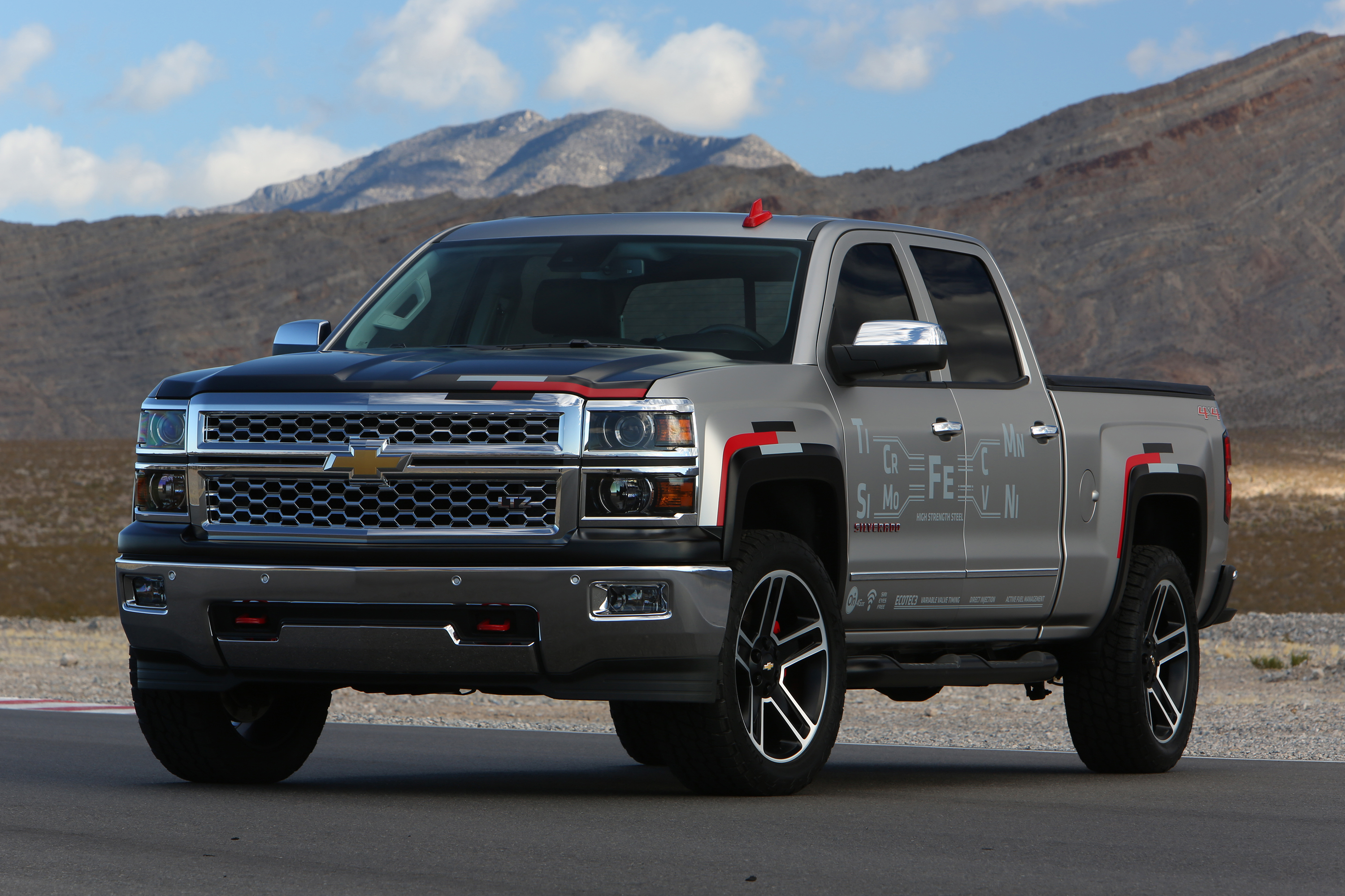 Toughnology Concept Shows Silverado S Built In Strength