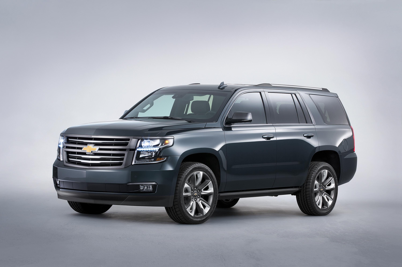 Chevrolet Strong On Full Size Trucks Suvs At Sema Wiring Diagram 2008 Acura Interior