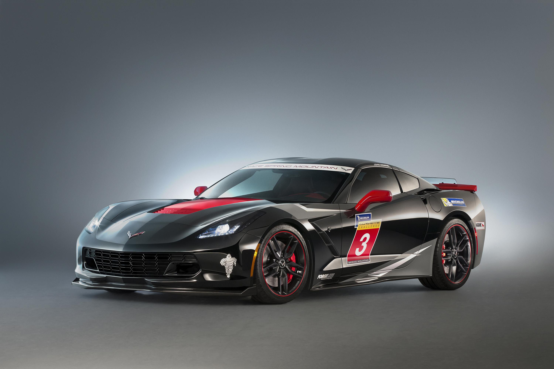 Z06 Parts Enhance Corvette Stingray Performance