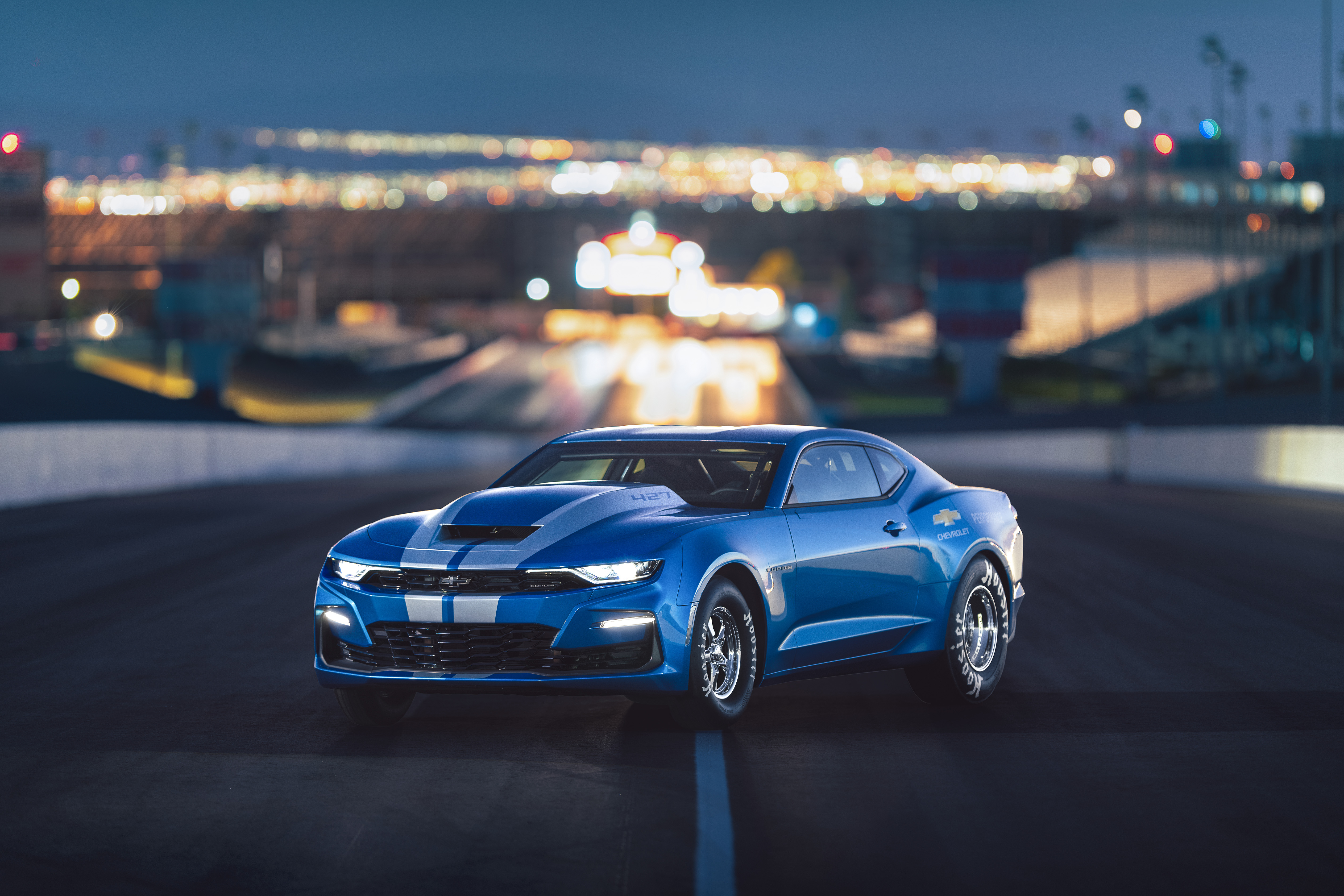 Copo Camaro For Sale >> 2019 Copo Camaro Marks 50 Years Of Special Order Performance