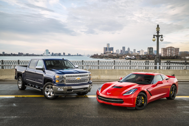 Chevrolet Sweeps NACTOY Awards - Thomas chevy car show