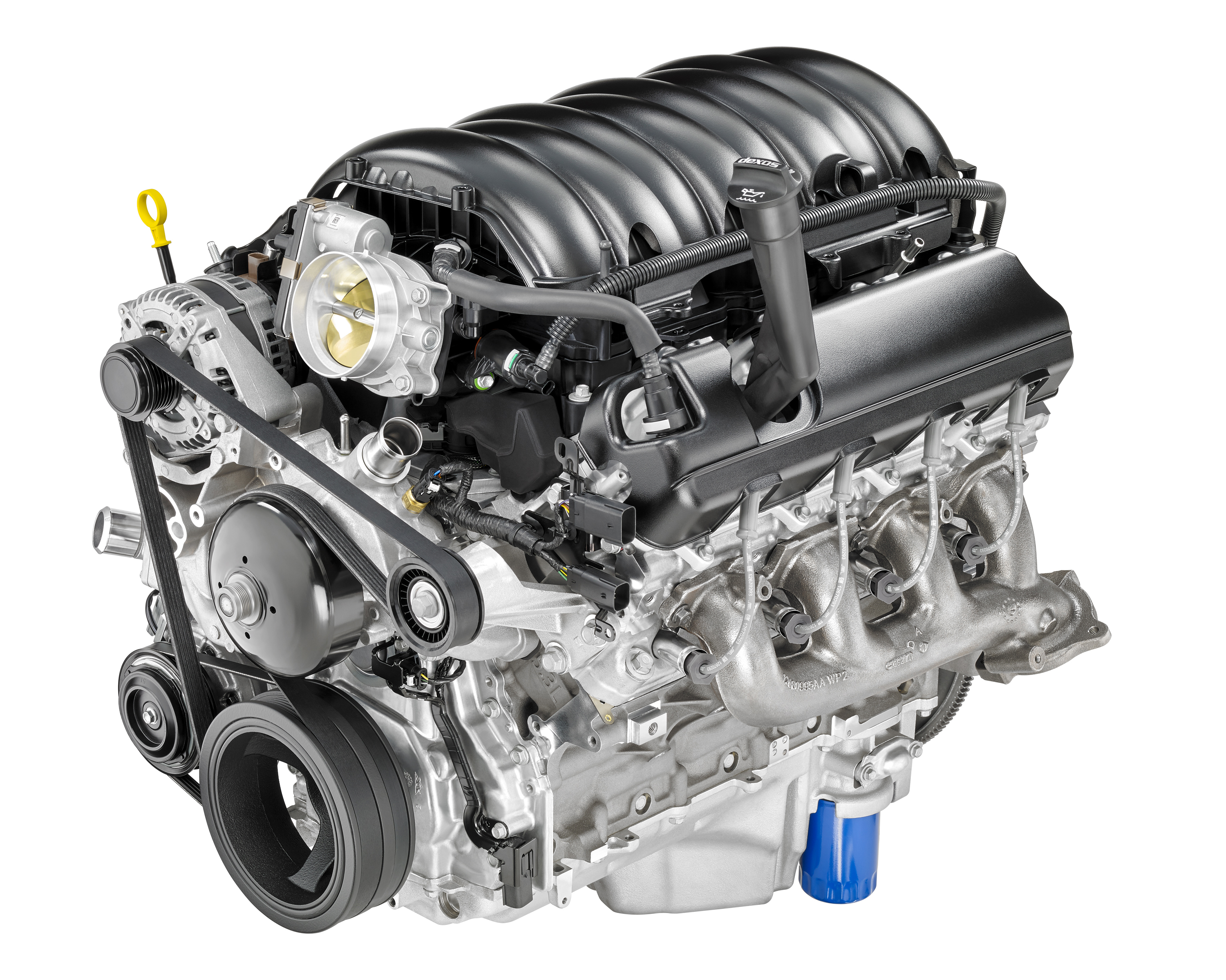 Silverado's 6 2L V-8 Named to Wards 10 Best Engines List