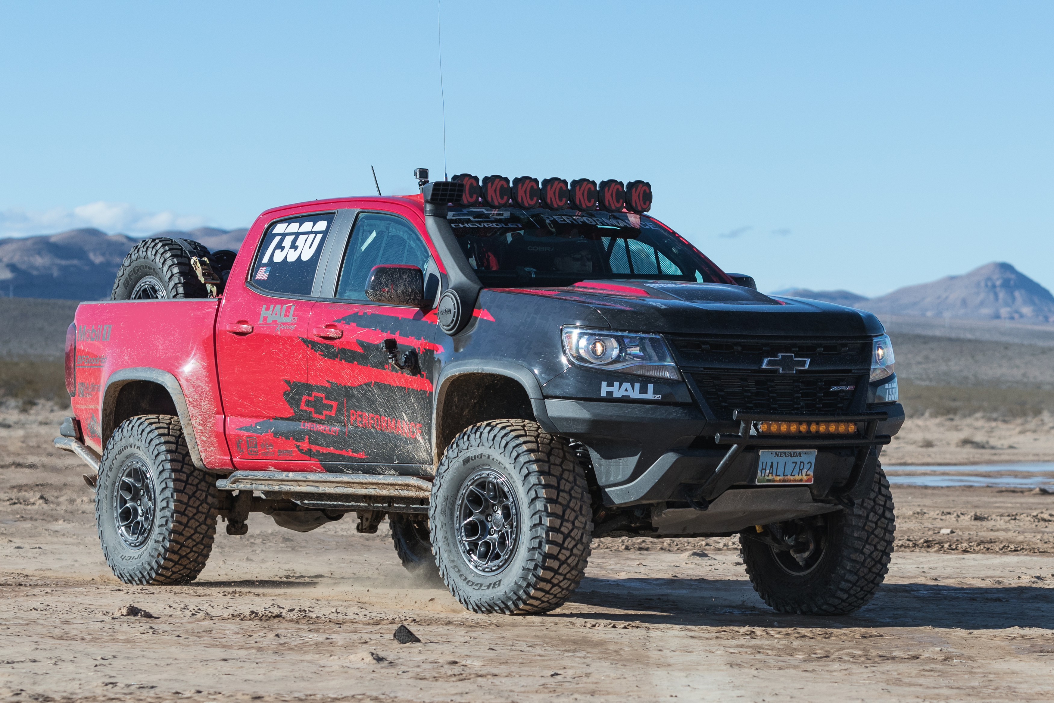 Colorado Zr2 Starts Third Year Of Off Road Racing