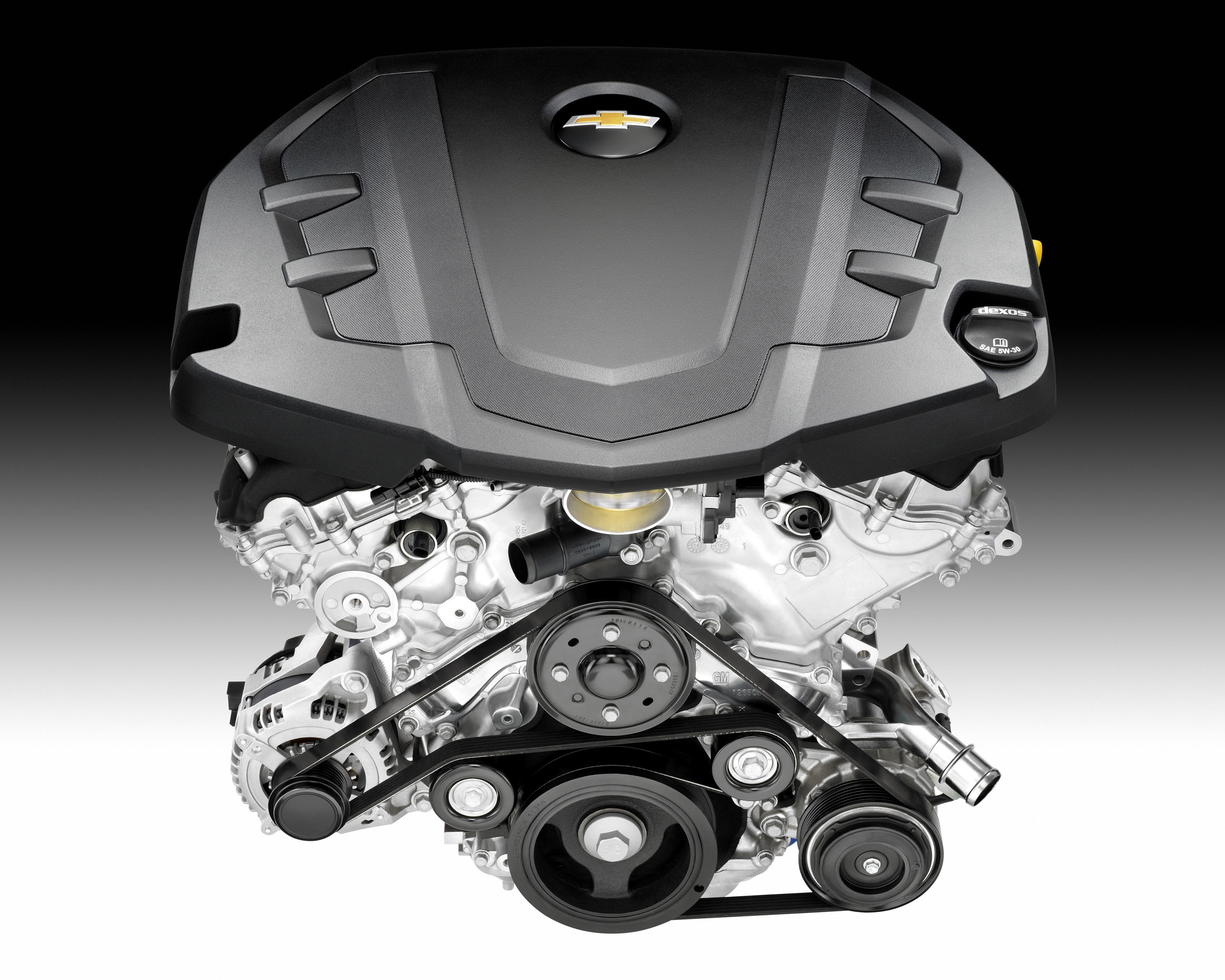 Chevrolet Clinches Two Engine Awards