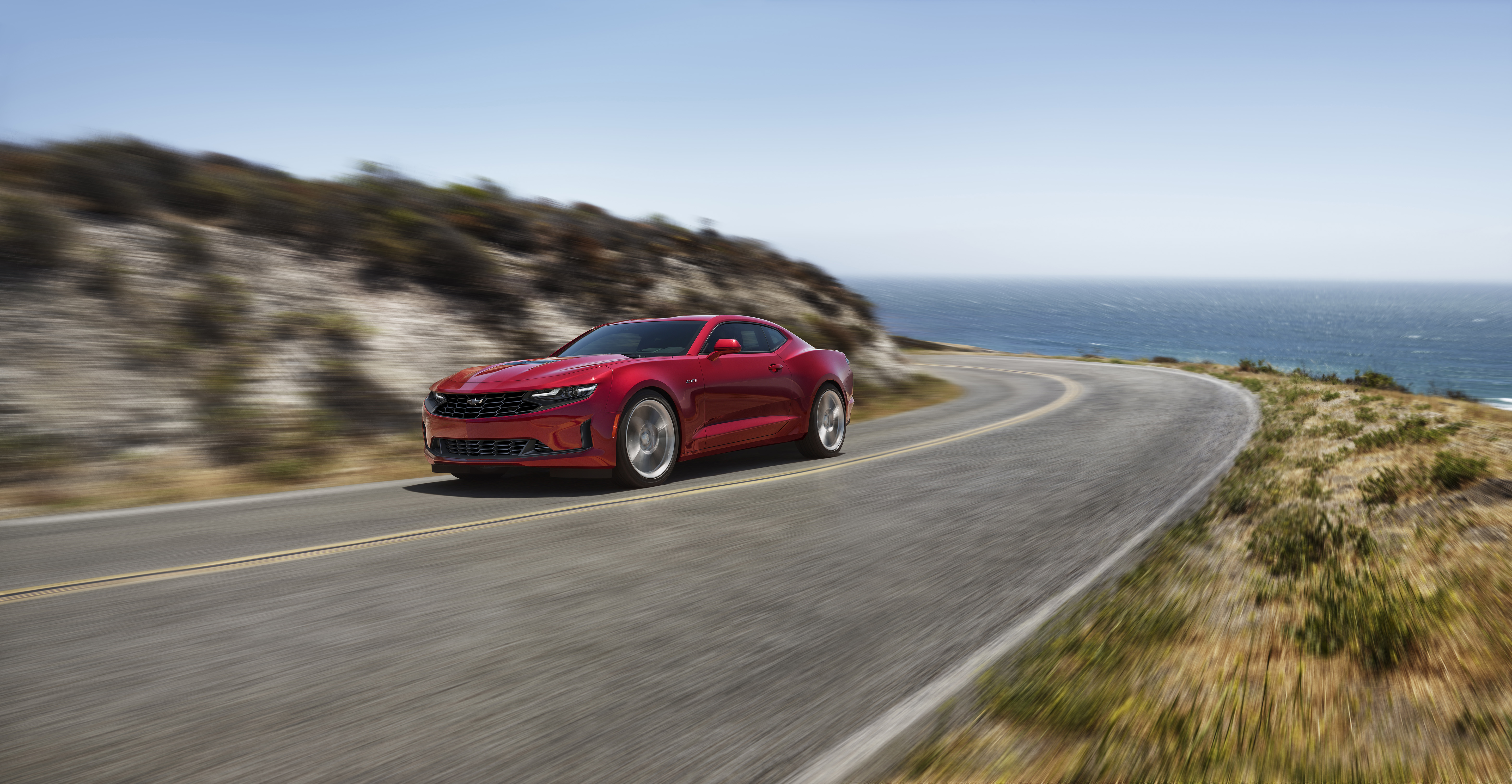 Ss Styling Changes Lead 2020 Camaro Updates