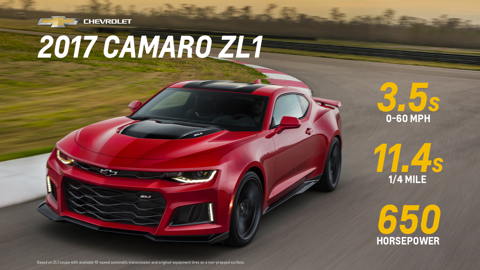 Cruze chevy cruze 0-60 : 2017 Camaro ZL1 and 1LE: Get Used To Our Taillights