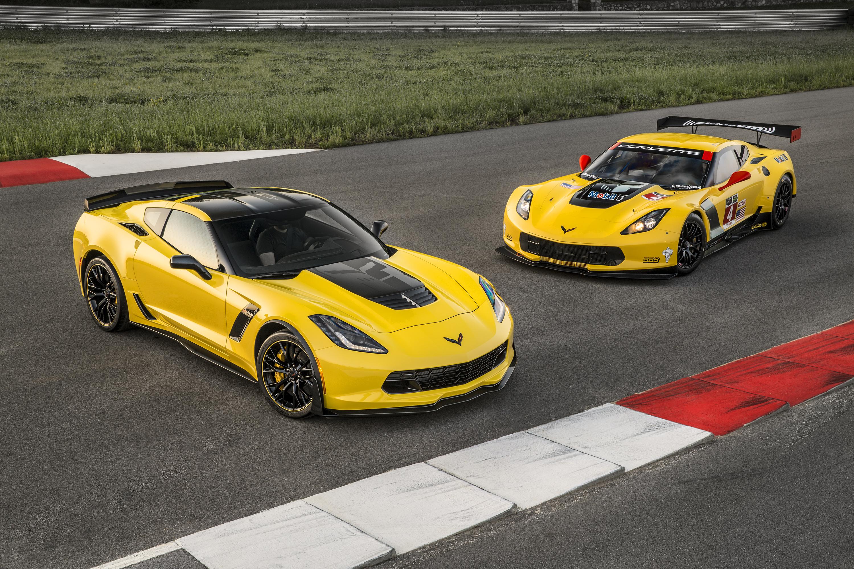 Chevrolet Introduces 2016 Corvette Z06 C7.R Edition