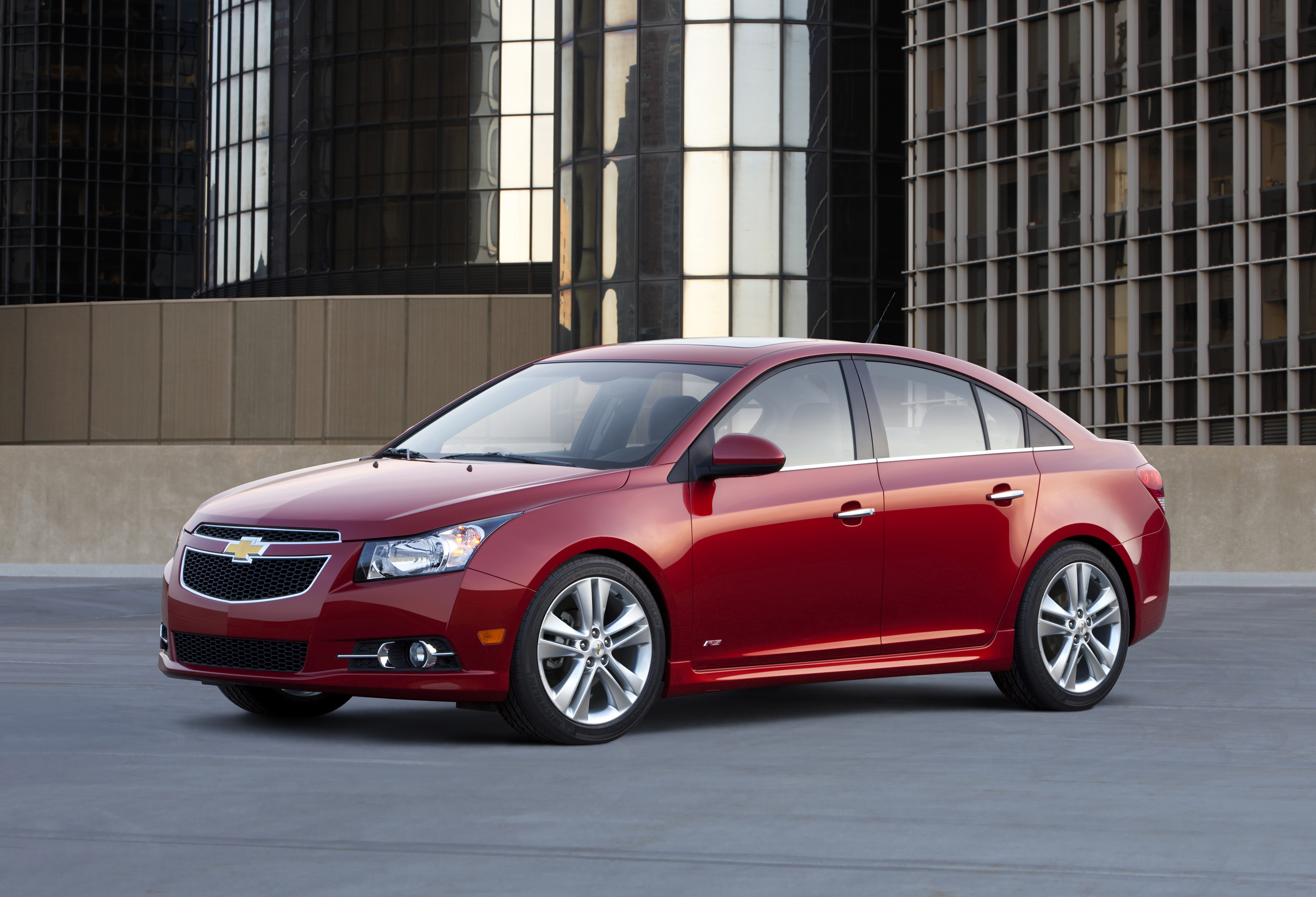 Chevrolet Cruze Owners Manual: Winter Driving