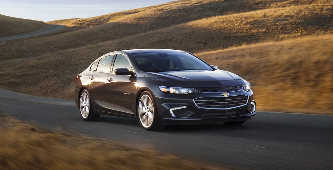 chevrolet cars with manual transmission