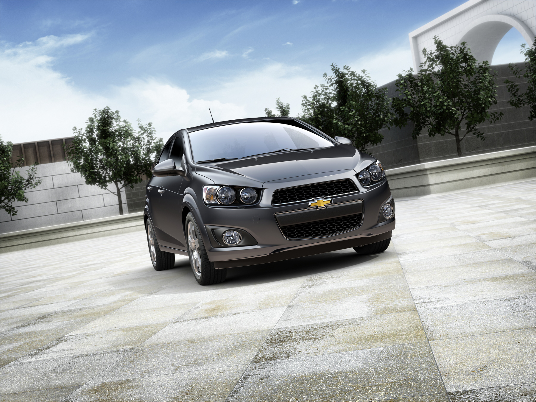 Chevrolet Sonic Owners Manual: Pairing with Touchscreen