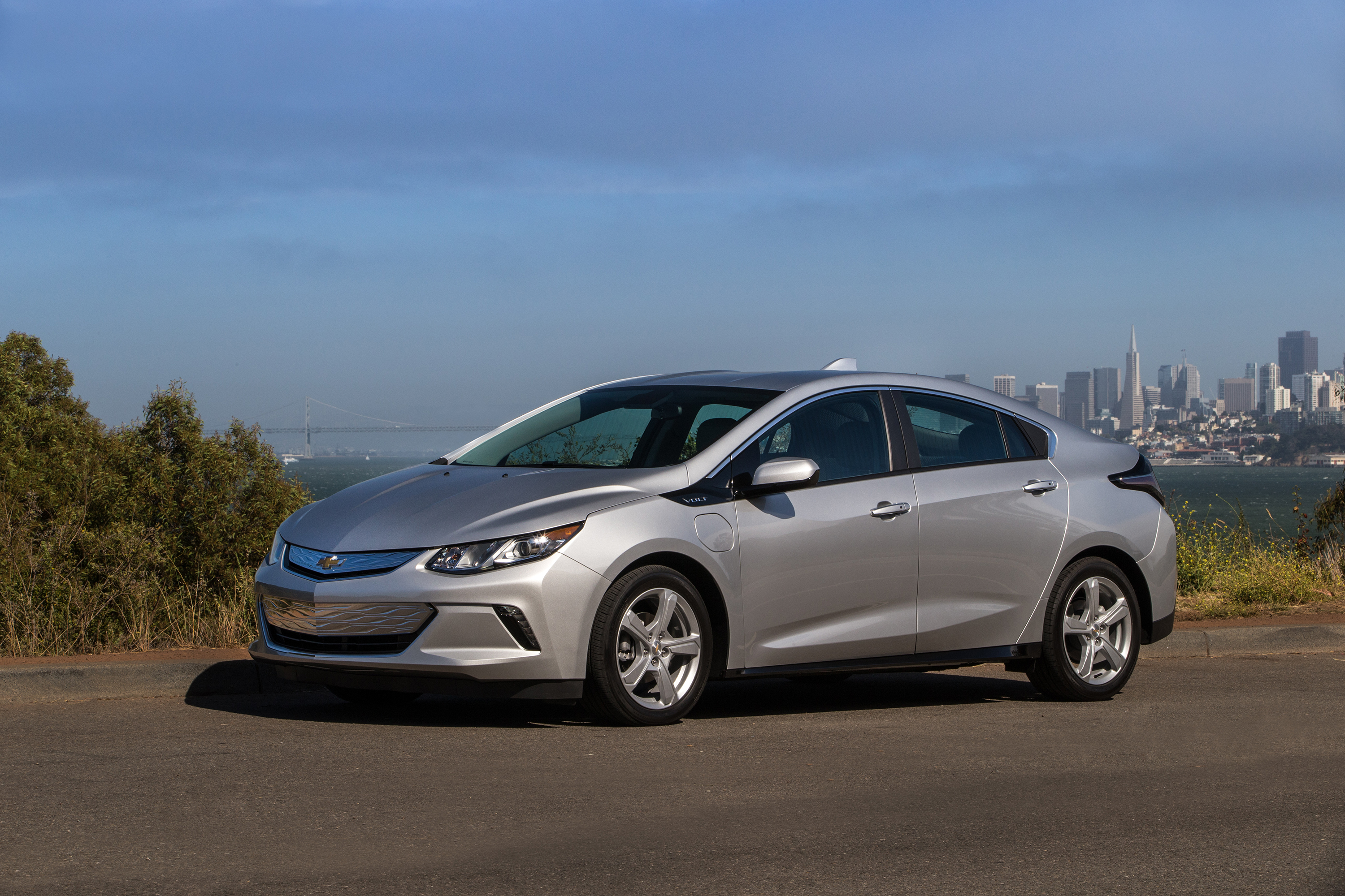 2016 Chevy Cars >> Green Is The New Gold Again