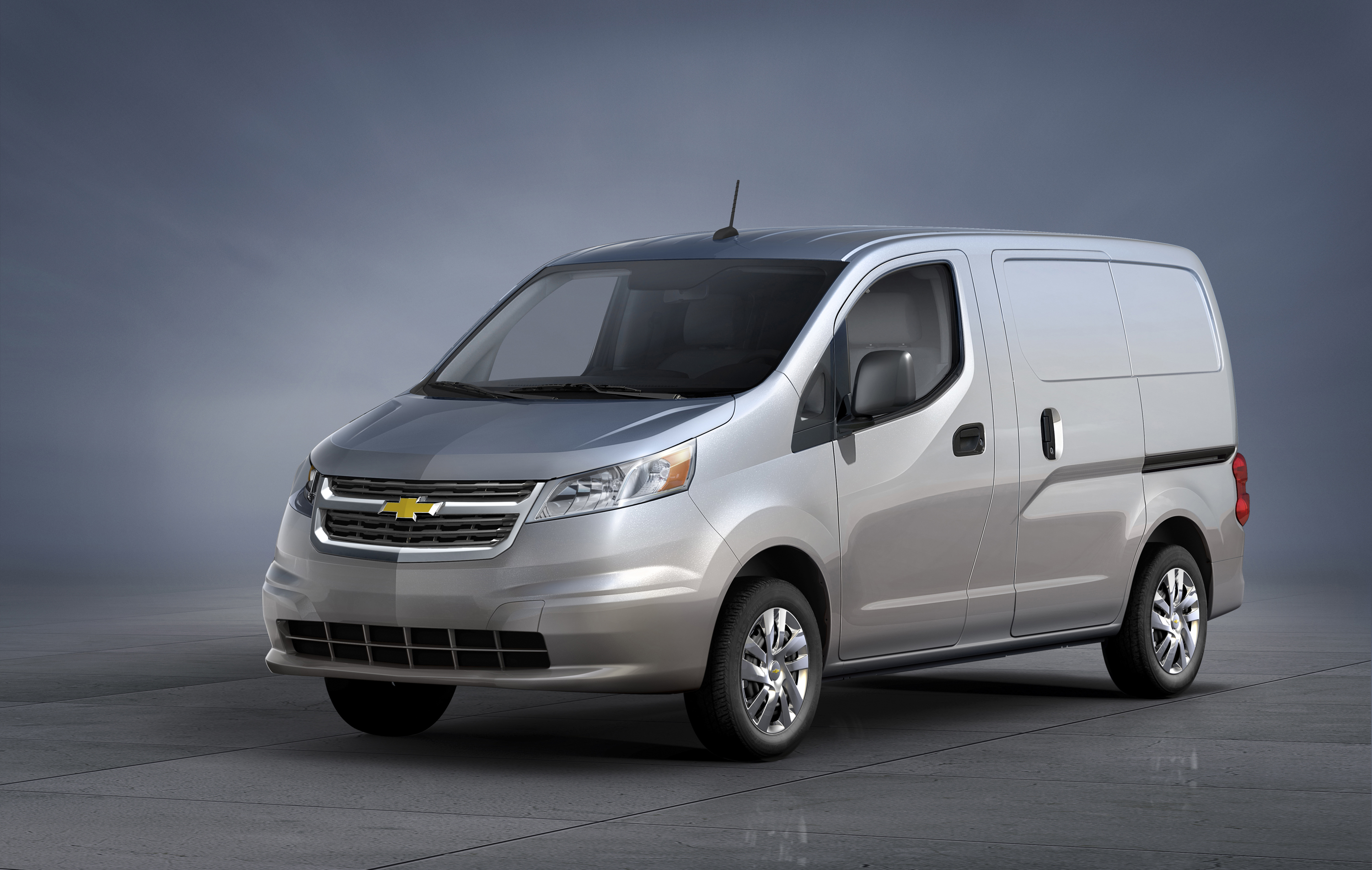 2015 Chevrolet City Express Gets 24 mpg in the City