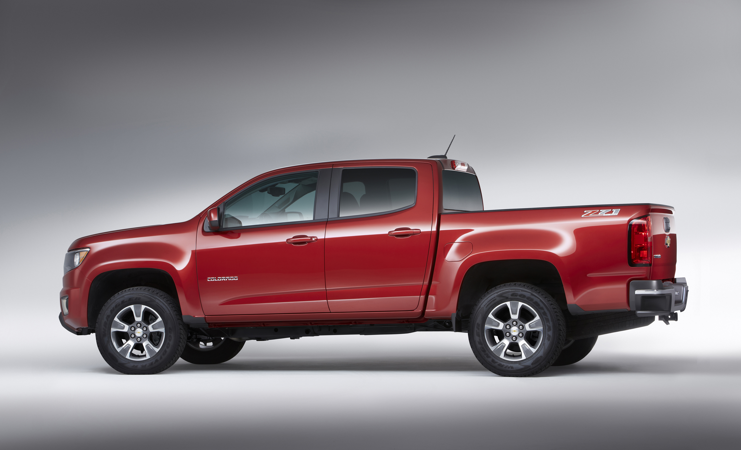 Chevrolet Colorado Resets The Bar For Midsize Segment
