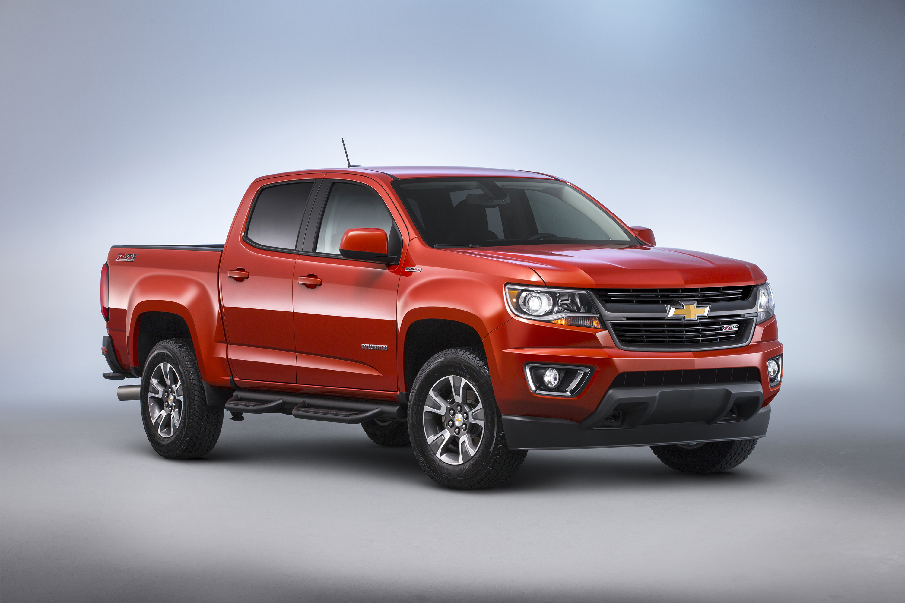 Chevrolet Colorado Diesel: America\'s Most Fuel Efficient Pickup