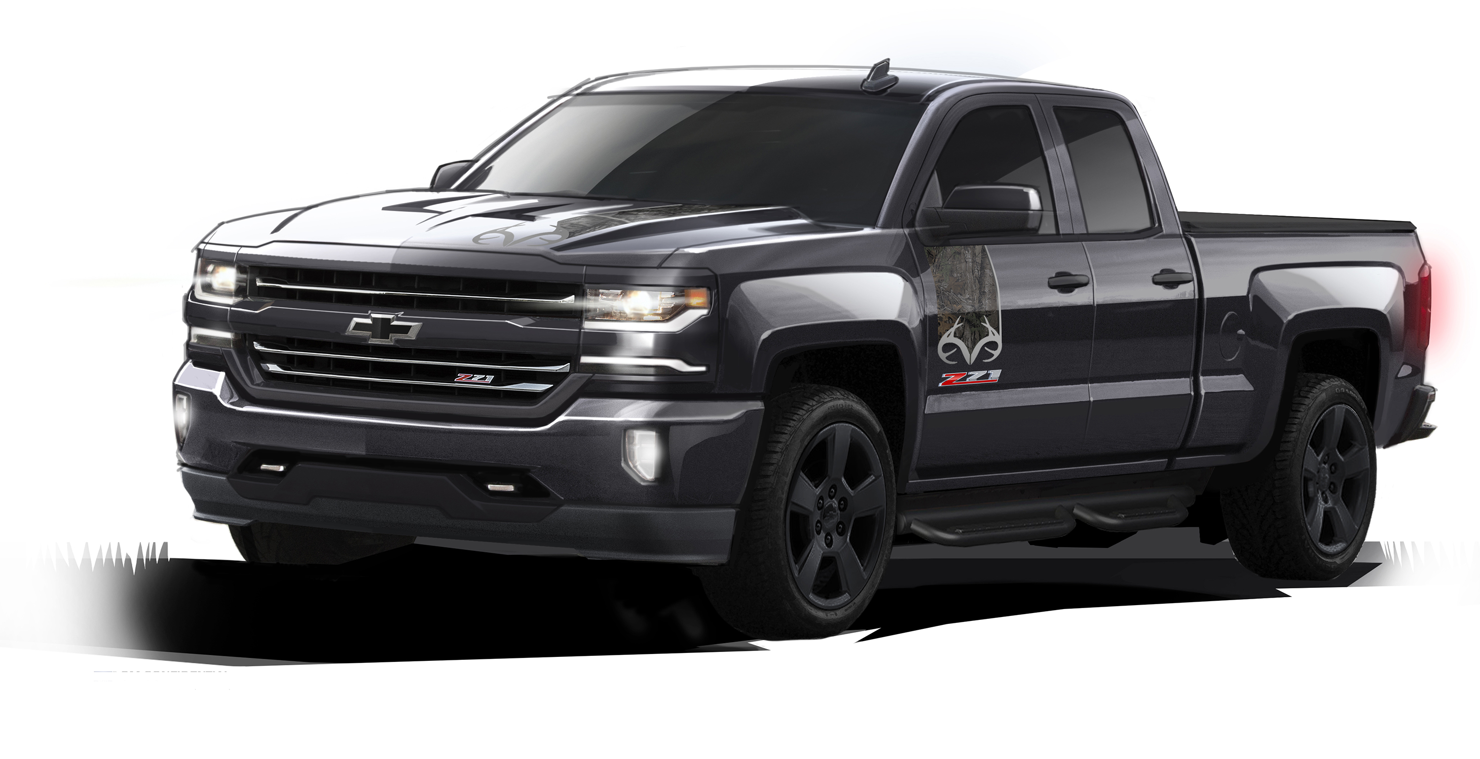 Chevrolet Introduces Silverado Realtree Edition