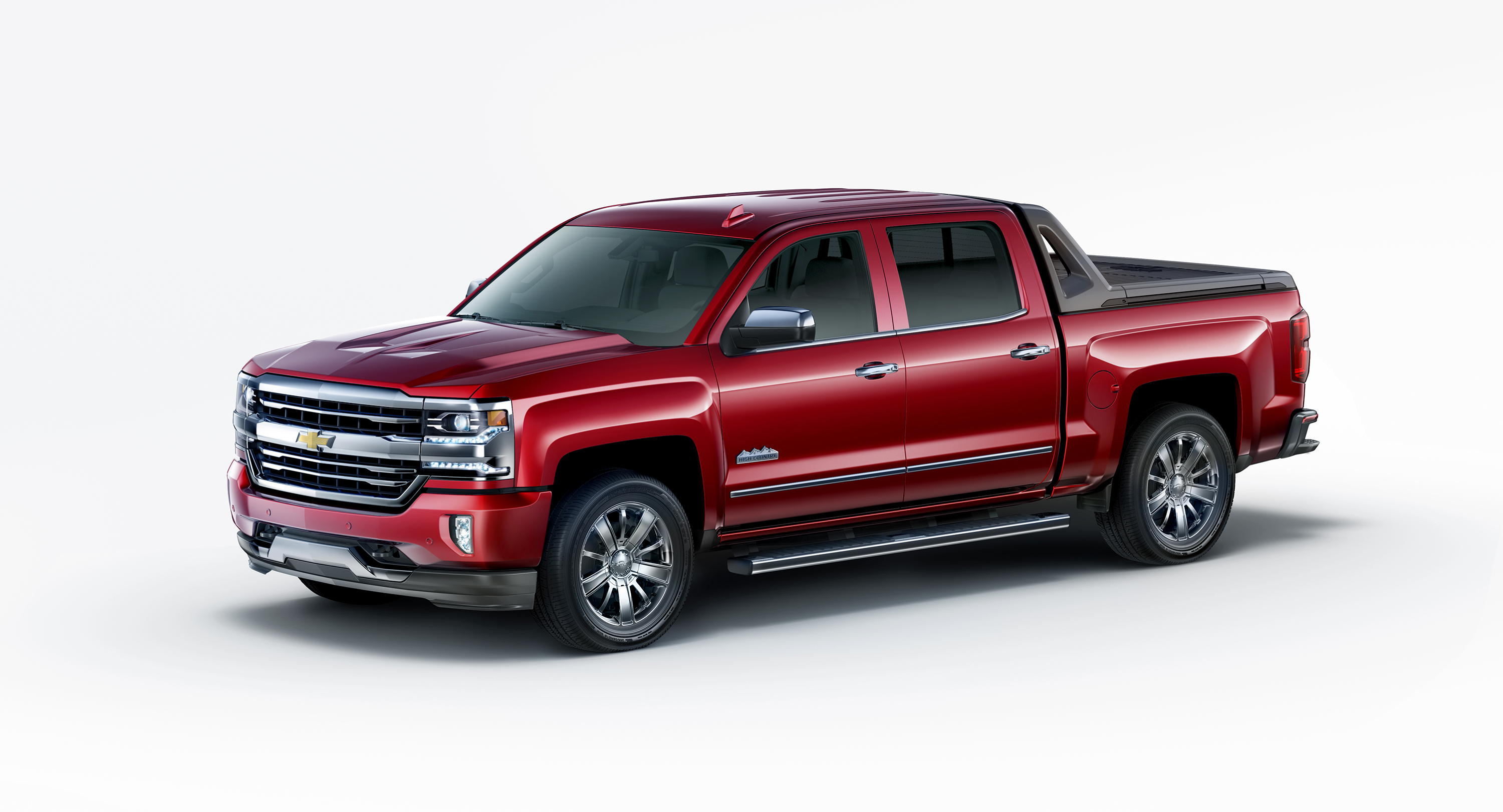 Silverado High Desert >> Chevrolet Silverado High Desert Offers Refined Utility